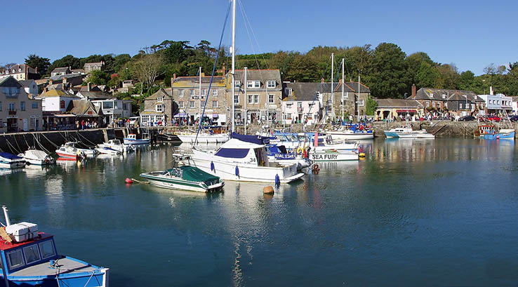 Town of Padstow