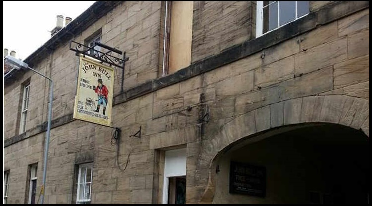 John Bull Inn in Alnwick