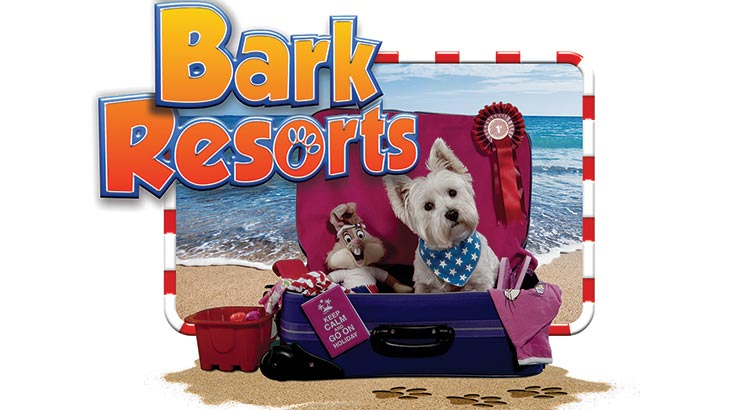 bark resorts logo