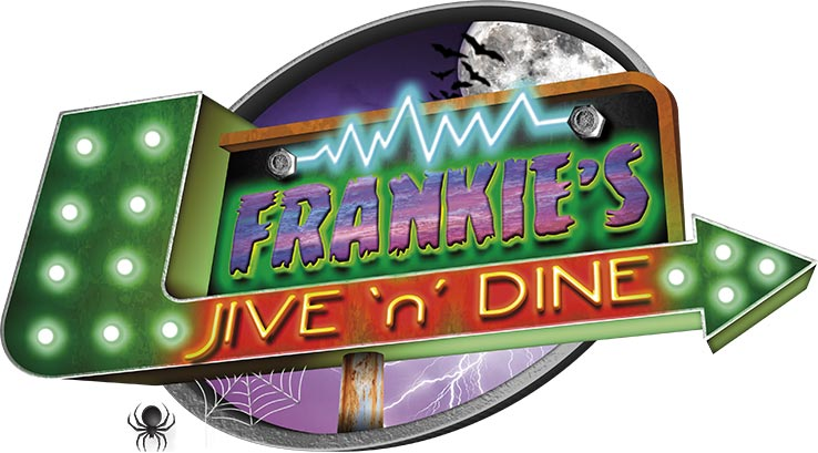 Frankie's Jive and dive logo