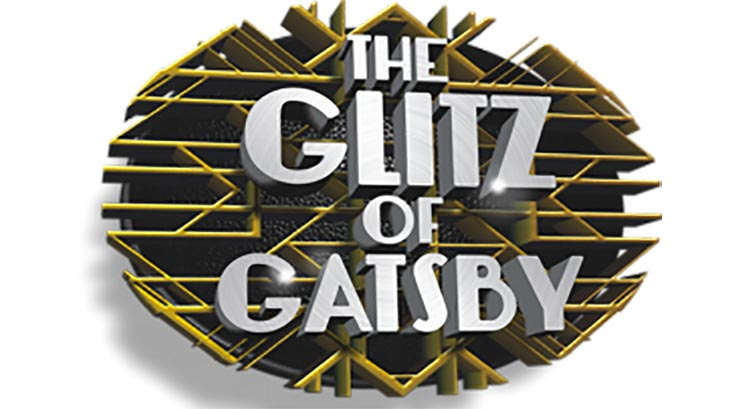 The glitz of Gatsby logo