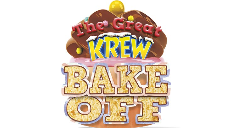 Great krew bake off logo