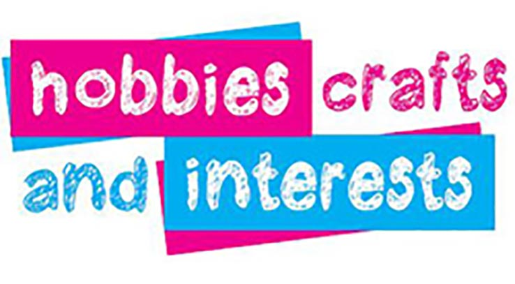 Hobbies, crafts and interests logo