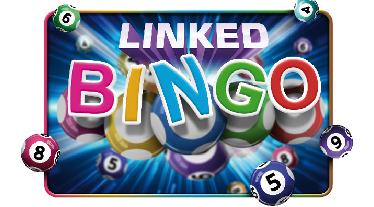Linked bingo logo