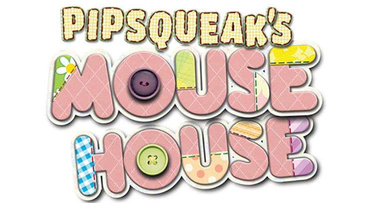 Mouse house logo