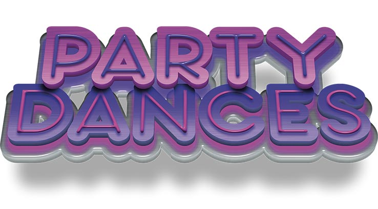 Party dances logo