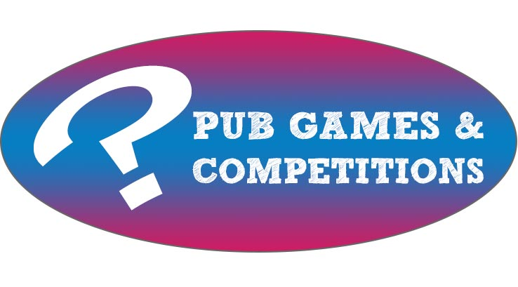 Pubs games and competitions