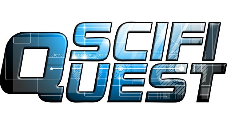 Scifi Quest logo