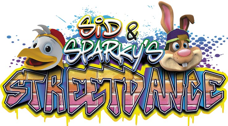 Sid and Sparky's streetdance logo