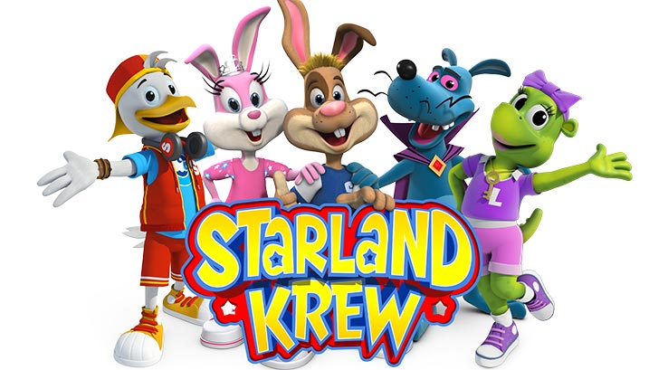 Starland Krew group logo