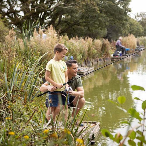 UK Fishing Holidays 2019   Fishing Lodge Breaks   Parkdean