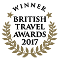 British Travel Awards 2017 Winner Icon