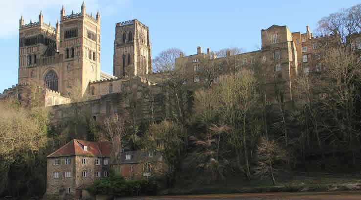 Durham Cathedral and River Wear