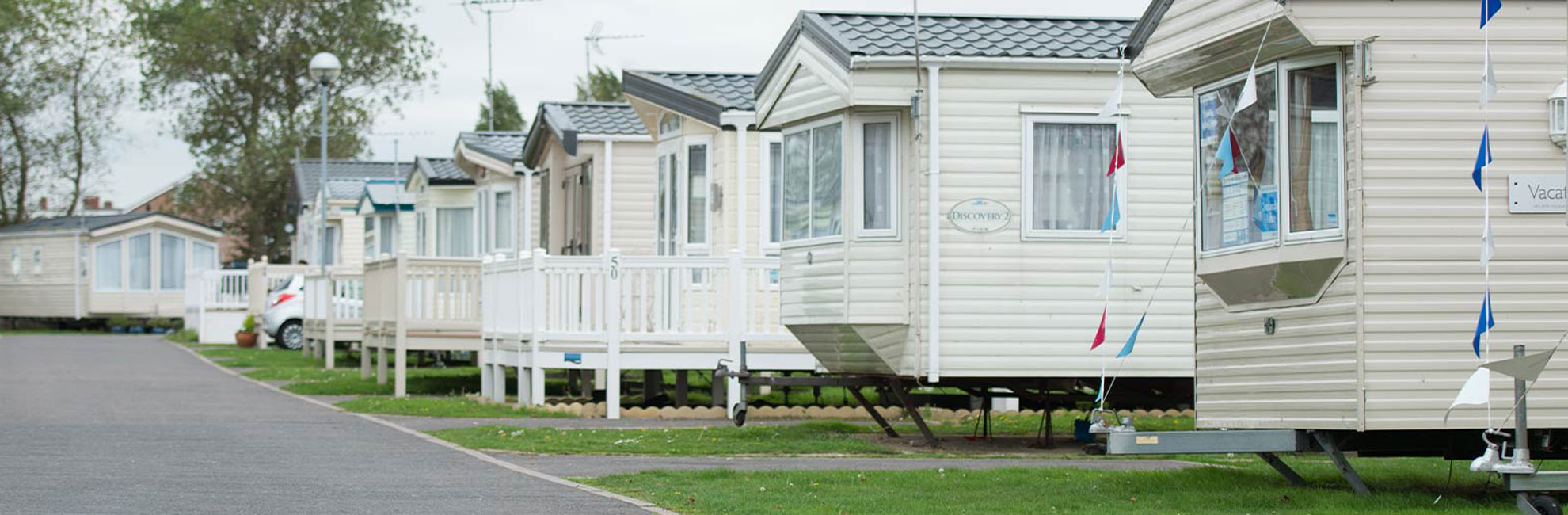 Caravans for sale showground
