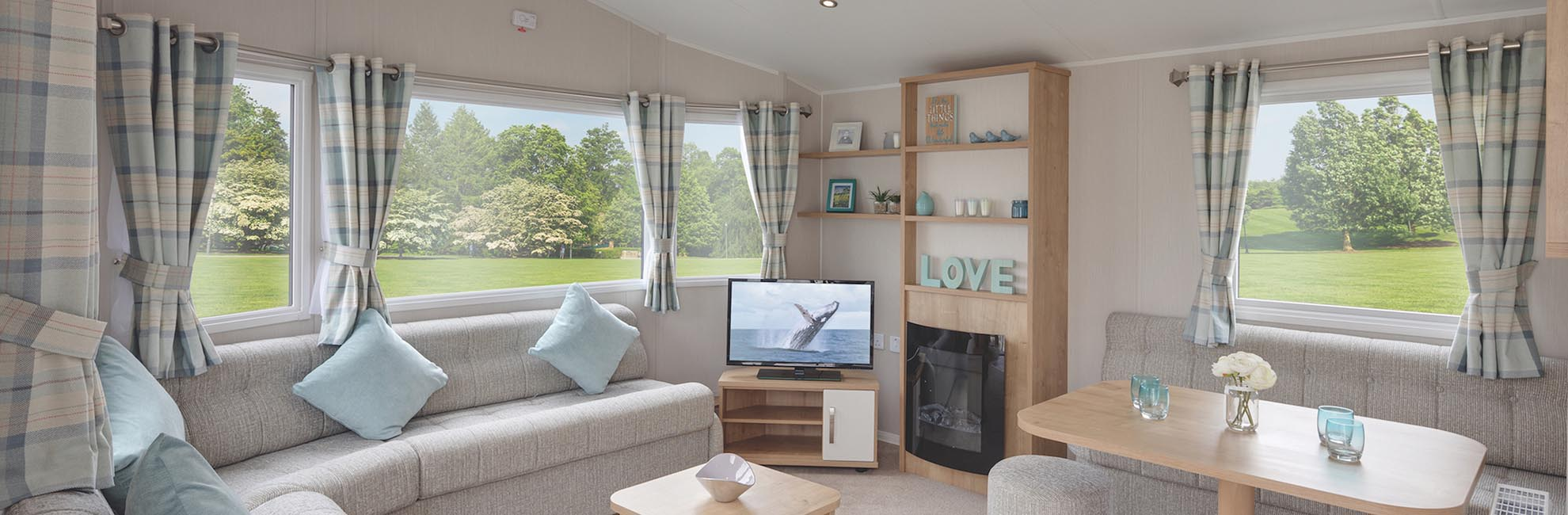 Over 1,400 Caravans & Lodges for Sale in the UK | Parkdean