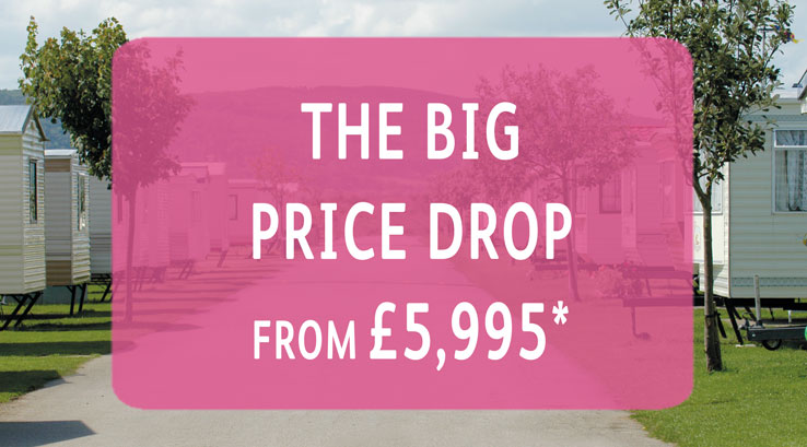 Parkdean Resorts big price drop