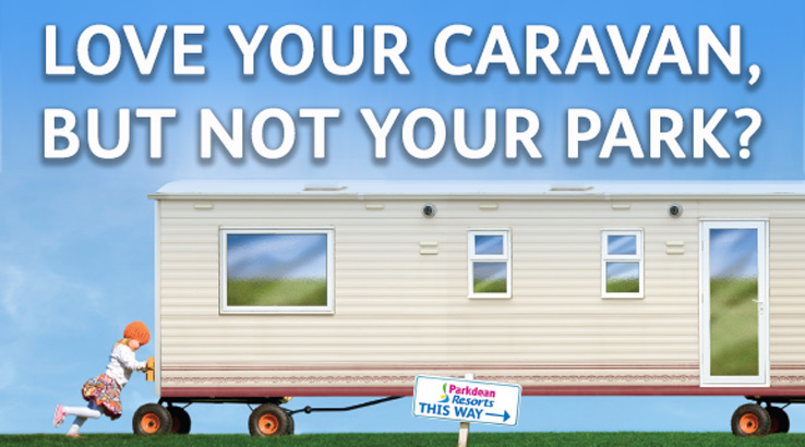 Move your static caravan to Parkdean Resorts
