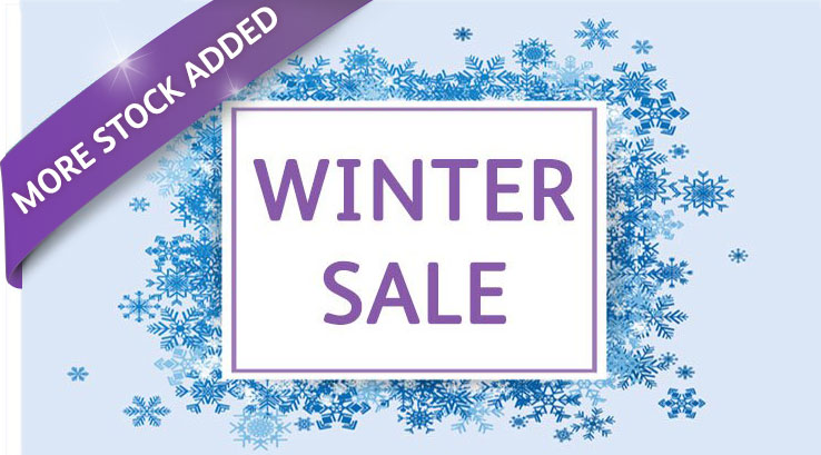 holiday homes winter sale