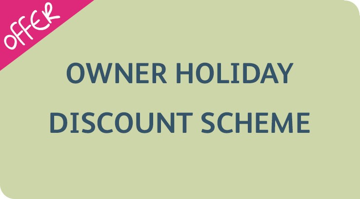Parkdean Resorts owner holiday discount scheme