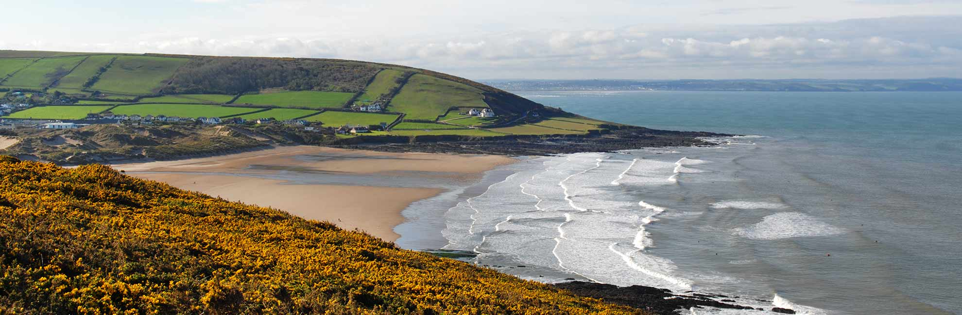 Touring & Camping Pitches | Ruda Holiday Park, Croyde