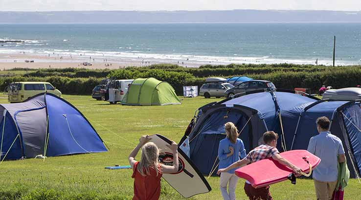 Touring & Camping Holidays in the UK 2019 | Parkdean Resorts