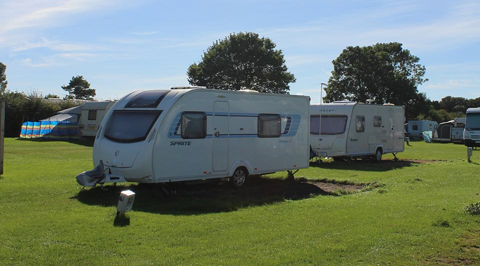 Sunnydale Holiday Park Touring pitches