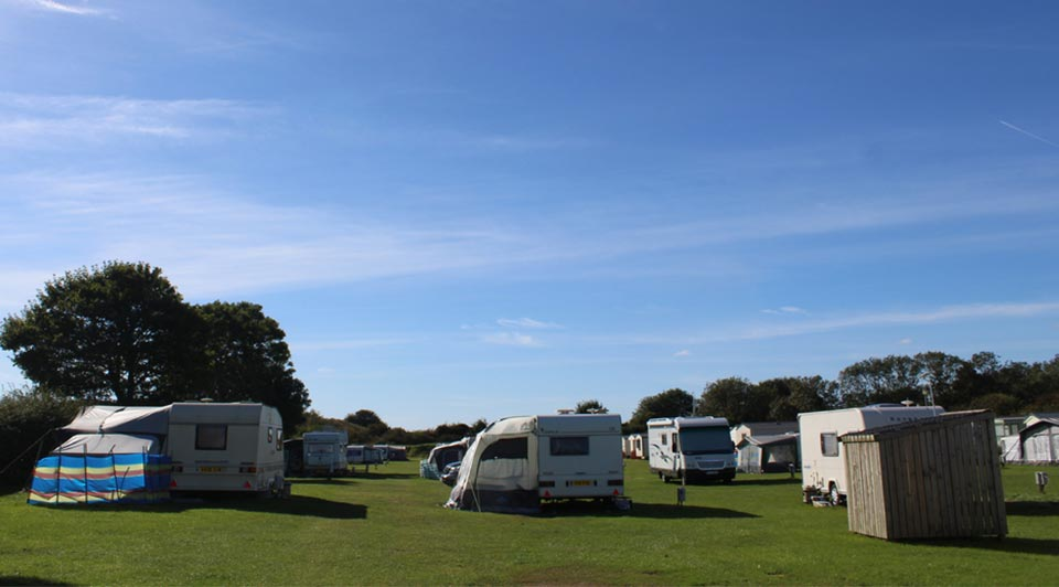 Touring & Camping at Sunnydale Holiday Park