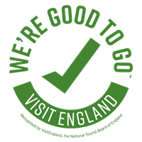 We're Good To Go by Visit England